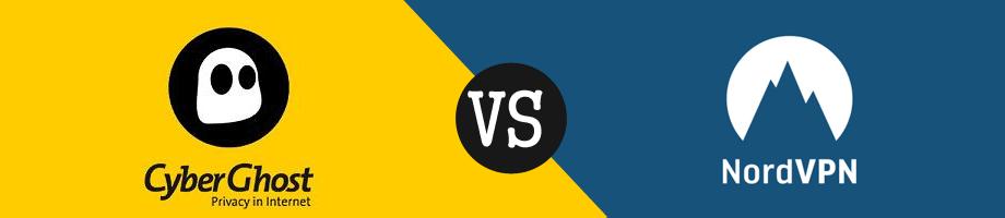 Cyberghost vs. NordVPN 1