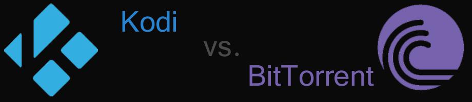 Kodi vs Torrents