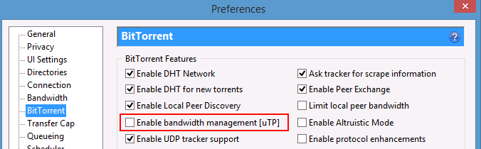 How to use uTorrent/BitTorrent anonymously 4