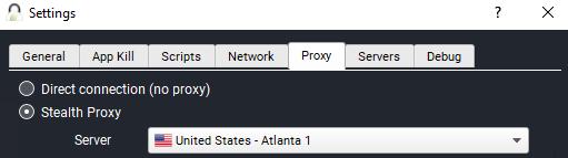Torguard stealth proxy