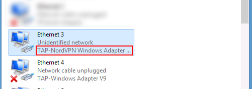 TAP Windows network adapter