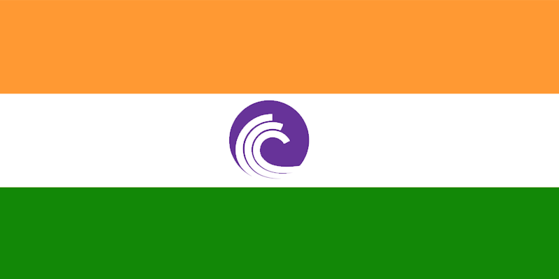 BitTorrent in India